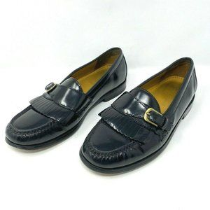Cole Haan Pinch Buckle Loafer Monk Strap Loafers